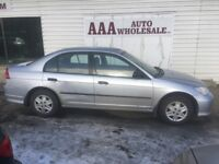 2004 Honda Civic Sdn SE FWD ! Edmonton Edmonton Area Preview