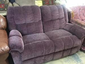 RECLINING LOVESEAT; VERY GOOD CONDITION; NOW ONLY $150
