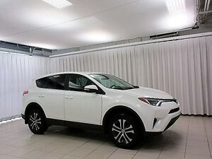 2016 Toyota RAV4 LE AWD SUV w/ BLUETOOTH, A/C, CRUISE & USB PORT