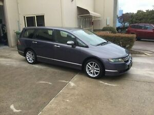 2006 Honda Odyssey 20 Grey 5 Speed Sequential Auto Wagon Buderim Maroochydore Area Preview