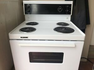 Electric Range, Clean and excellent condition