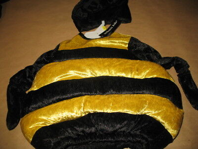 Halloween Cute Bumble Bee Deluxe Costume Toddlers Size  9 Mos Clearance Sale Nwt