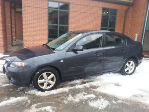 ****Reduced Price**** 2008 Mazda3 Sedan