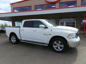 2017 Ram 1500 4WD CREWCAB BIGHORN Accident Free,  Back-up Cam,