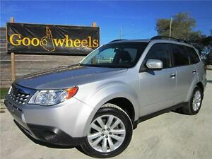 2011 Subaru Forester X LIMITED PACKAGE