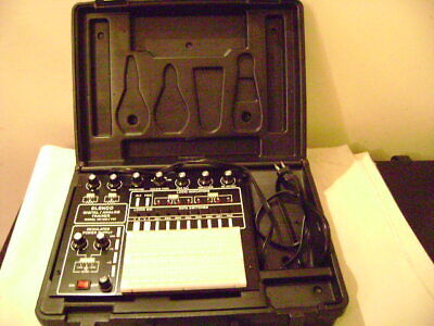 Elenco Model Xk-550 Analog-digital Electronic Course Trainer In A Hard Case