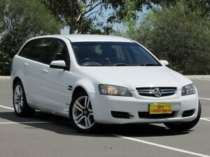 2010 Holden Commodore VE MY10 International Sportwagon White 6 Speed Sports Automatic Wagon Blair Athol Port Adelaide Area Preview