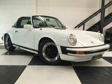 1979 Porsche 911 SC White 5 Speed Manual Targa Mortlake Canada Bay Area Preview