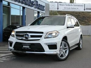 2014 Mercedes-Benz GL-Class Certified | GL550 | Advanced Driving