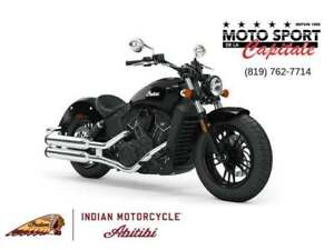 2018 Indian Motorcycles Scout Sixty