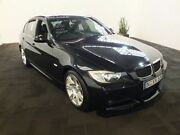 2006 BMW 320D E90 Executive Black 6 Speed Steptronic Sedan Clemton Park Canterbury Area Preview