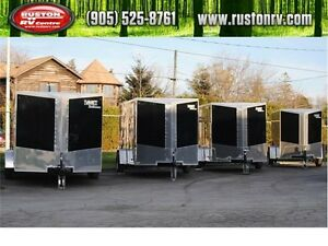 New Look Cargo Trailers