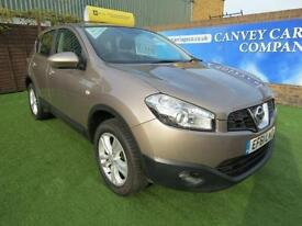 2011 Nissan Qashqai 1.6 Acenta 2WD 5dr ONE OWNER WITH F/S/HISTORY