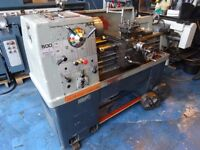 COLCHESTER STUDENT 1800 GAP BED CENTRE LATHE 25 INCH CTRS