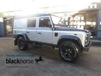 2013 Land Rover Defender 110 2.2TDCi Utility Wagon *TWISTED STYLE* Diesel silver