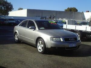 2003 Audi A4 Silver Automatic Sedan Embleton Bayswater Area Preview