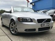 2007 Volvo C70 M Series MY07 LE Silver 5 Speed Sports Automatic Convertible Kings Park Blacktown Area Preview