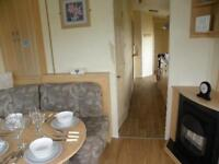 Starter Caravan 6 berth for sale on site at Withernsea Sands, East Coast
