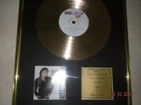 Michael Jackson Bad Gold LP