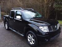 2008 08 NISSAN NAVARA 2.5 DCI LONG WAY DOWN NO VAT PICK UP 169 BHP DIESEL