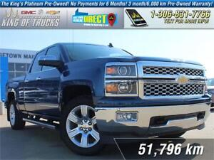 2015 Chevrolet Silverado 1500 LTZ Leather | Wi-Fi | Low KM