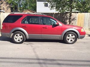 2006 Ford FreeStyle SEL Familiale