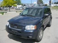 2003 Ford Escape Limited MUST SEE!