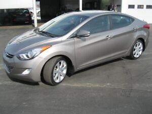 2013 Hyundai Elantra Limited 6AT