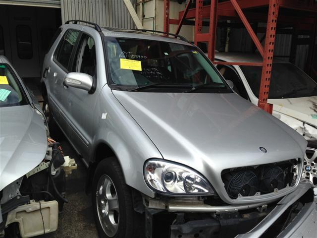 Mercedes Benz Ml320 Wrecking Wrecking Gumtree Australia