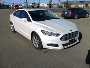 2016 Ford Fusion AWD, LOADED.LEATHER.. GET APPROVED TODAY!