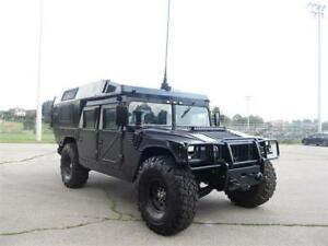 1995 Hummer H1 6.5L DIESEL (NOT HUMVEE!!) EXPEDITION/CAMPER