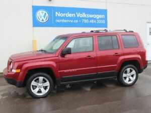 2014 Jeep Patriot LIMITED 4X4 - LEATHER