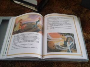 Hardcover Disney Story Book