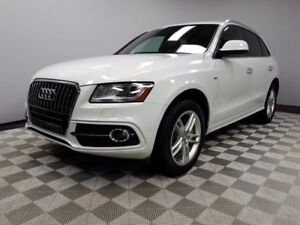 2016 Audi Q5 3.0T Technik S-Line - Local One Owner Trade In | N