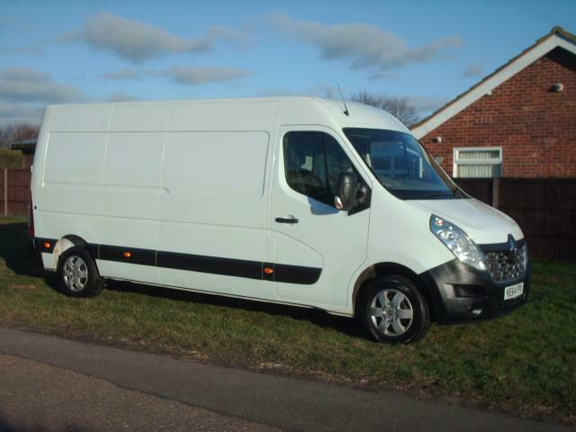 ed5a3b70dd Renault Master 2.3dCi ( FWD ) Energy S S LM35 165 Business+