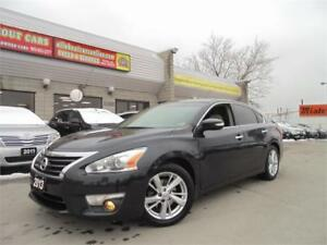 2013 NISSAN ALTIMA 2.5 SL  **LEATHER+SUNROOF+CAMERA*