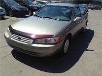1998 TOYOTA CAMRY***4 CYLINDRES+AUTOMATIQUE+BIJOUX+2300$***