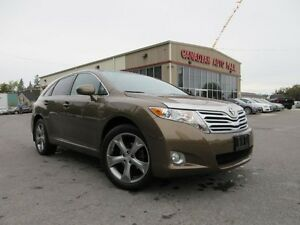 2012 Toyota Venza V6 AWD, ROOF, LOADED, JUST 50K!