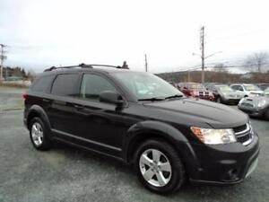 only $119 bi weekly OAC! LIKE NEW 2012 JOURNEY ! WINTER TIRES!!!
