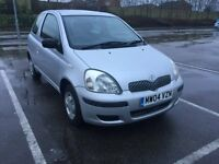 2004 Toyota Yaris 1.0vvti Only 25,200miles with Full Service History,Full Year MOT April18,LadyOwner