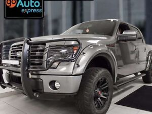 2014 Ford F-150 FX4 3.5L V6 ecoboost with NAV, sunroof, heated/c