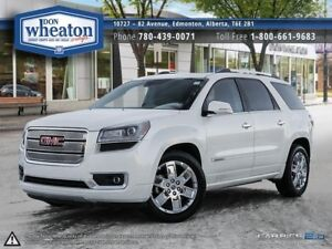 2014 GMC Acadia DENALI AWD LOADED ONE OWNER
