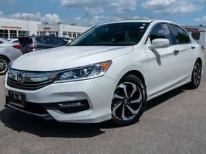 2017 Honda Accord Sedan EX-L 4dr FWD Sedan