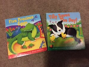 Two Hard Cover Storyspinners Books by Kathryn Jewitt