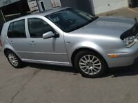 2003 Volkswagen Golf Hatchback TDI