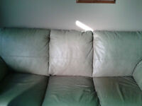 Leather Couch $250obo