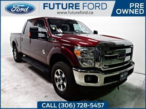 2016 Ford SUPER DUTY F250 SRW Lariat//6.7 POWER STOCK//5TH WHEEL