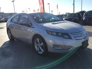 2012 Chevrolet Volt (Up to 60 kms Electric range) Leather