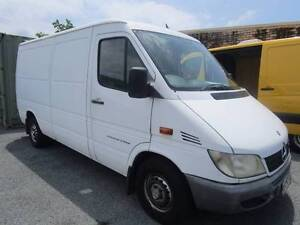 2004 MERCEDES BENZ SPRINTER DIESEL VAN - As Traded - Drives Currumbin Waters Gold Coast South Preview