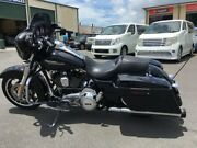 2012 Harley-Davidson FLHX Street Glide Cruiser 1690cc Arundel Gold Coast City Preview